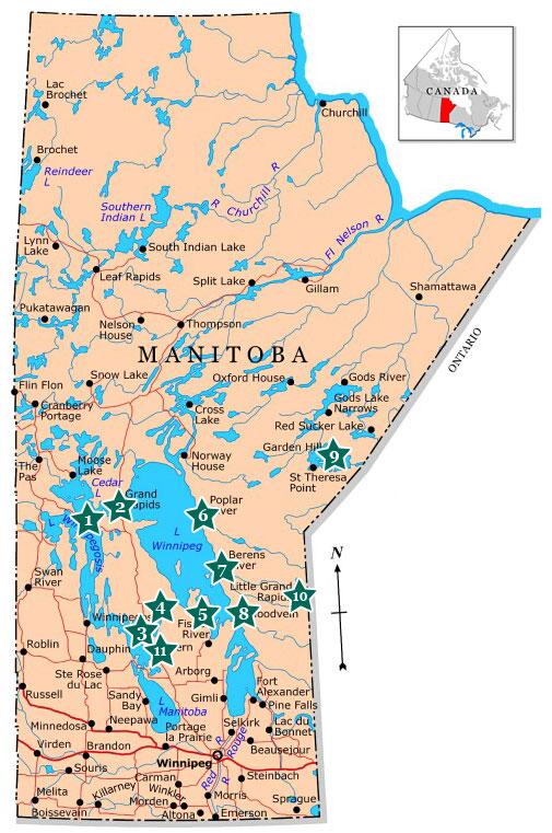 River Island Canada Locations